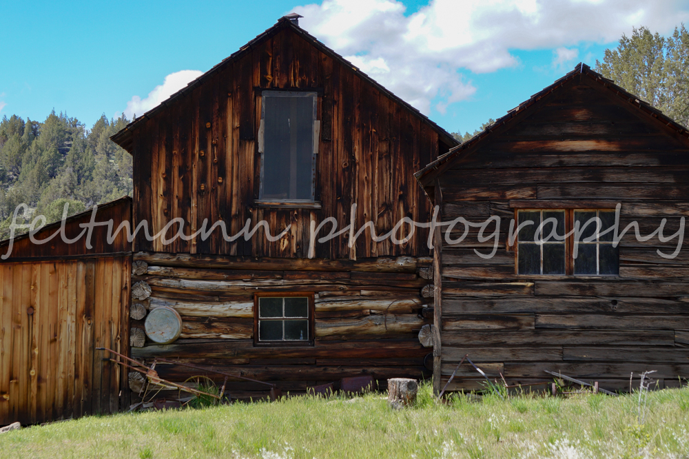 Riddle Ranch House, Harney County